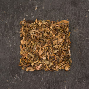Dandelion root with herb cut