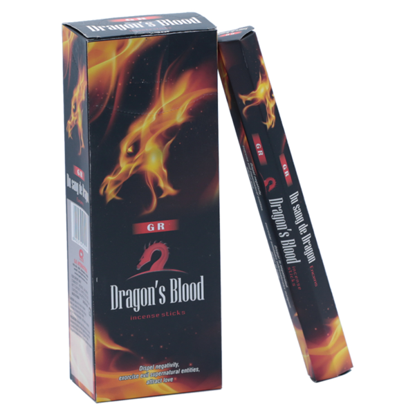 Dragon's blood incense sticks