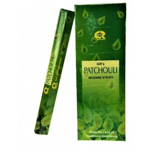 Patschouli incense sticks